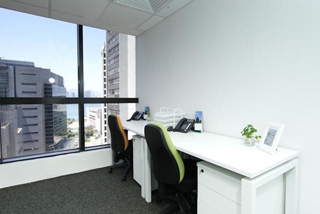 Sea view office
