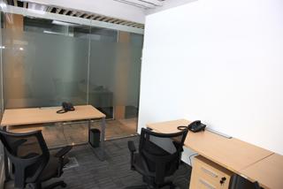 Premium 3 person office