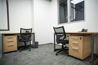 Premium 2 person office