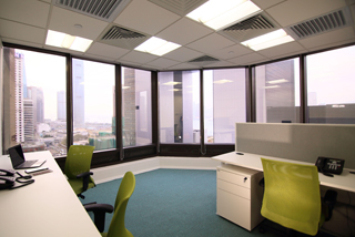 Sea view offices