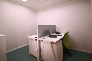 Fully furnished and sound-proofed